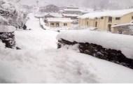 निरन्तर बर्षा र हिमपात, टेलिफोन सेवा अवरुद्ध