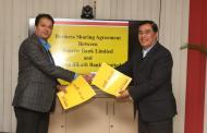 सनराईज बैंक र गरिमा विकास बैंक बीच व्यापार साझेदारी सम्झौता