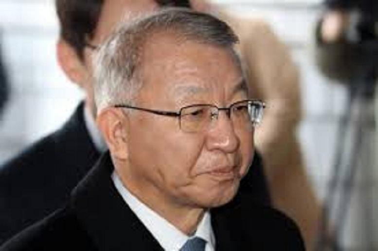 दक्षिण कोरियामा पूर्व प्रधान न्यायाधीशमाथि शक्तिको दुरुपयोग गरेको आरोप