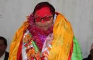 राष्ट्रियसभा अध्यक्ष तिमिल्सिनालाई नागरिक अभिनन्दन