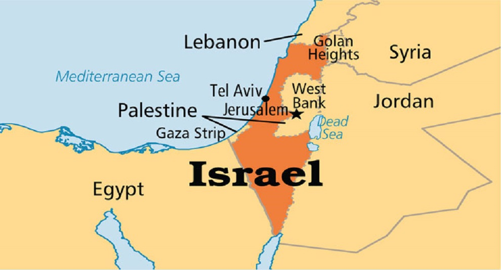 इजरायली सेनाको कारबाहीमा दुई प्यालेस्टिनीको मृत्यु
