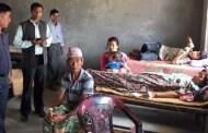 दूषित पानी पिउँदा गुल्मीको दजाकोटमा  एउटै गाउँका ९८ बिरामी