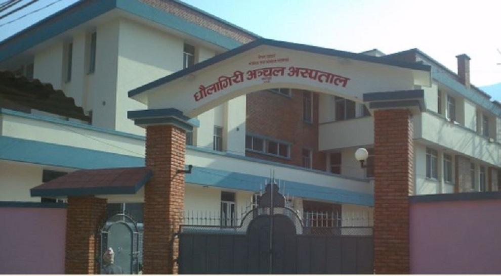 चिकित्सकहरु आवास अभावका कारण होटलमा बस्नुपर्ने बाध्यता