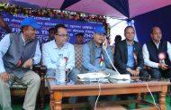 मन्त्री बाँस्कोटाद्वारा नेपाल टेलिकमको एफटीटीएच सेवाको औपचारिक शुभारम्भ