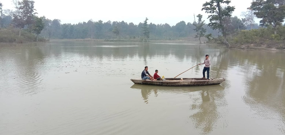 जलपक्षीका लागि प्रख्यात पुरैनी ताल संरक्षण गरिने