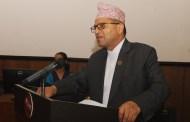 कानुन बनाउँदा संविधानको मर्मलाई ख्याल गरौं- अध्यक्ष तिमिल्सिना
