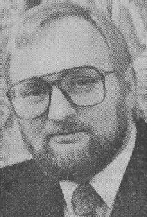 Gernot Lange 2. Vorsitzender von 1987-1992 und Sitzungspräsident von 1986-1991
