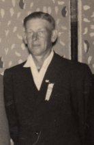 Josef Vickermann Vorsitzender 1947-1950 und 2. Vorsitzender von 1946 - 1947 und von 1950 - 1955
