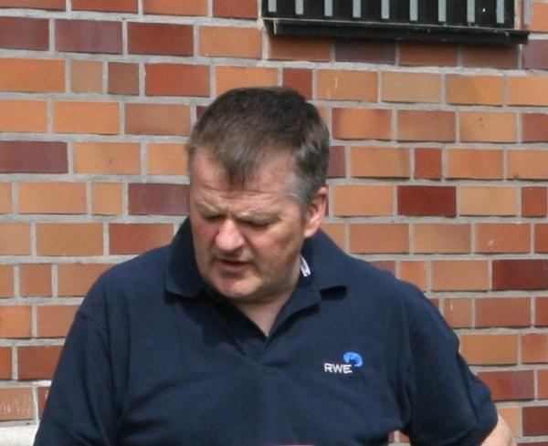 Thomas Vickermann 2. Vorsitzender von 2006-Heute und Beisitzer von 2000-2006 sowie Jugendobmann von 1988-2000