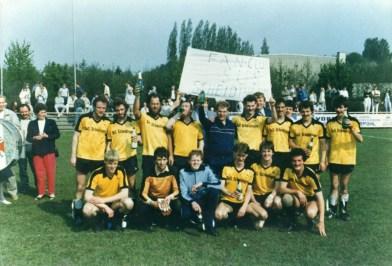 Mannschaft 1985