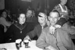 V.r. August Seithe, Budden Franz, Werner Luig, Hermine Budde, Frau Horstmann