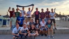 Erste und Zweite auf Mallorca 20.06.16