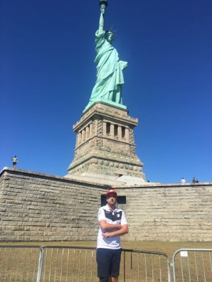 New York City Nils Ingversen am 29.09.2017