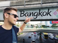 Peter Pyka in Bangkok am 02.08.2018