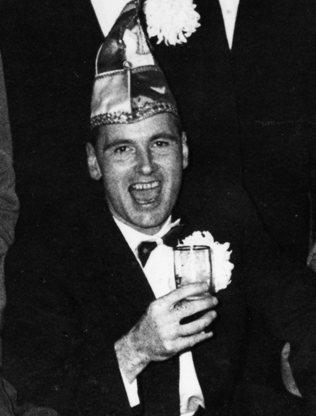Karnevalsprinz 1969 Emil II. van Hove