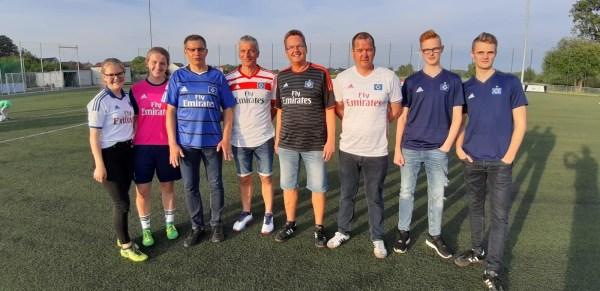 Hamburger Jungs und der HSV