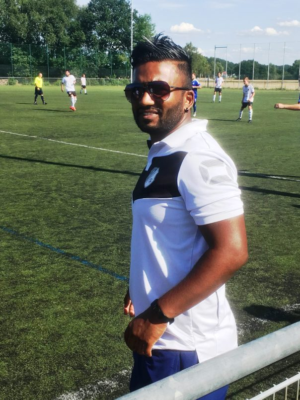 Sivi gab ein mehr als gelungenes Debüt als Trainer der 1. Mannschaft des SuS