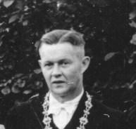 Franz Schulte-Bisping 1. Vorsitzender 1950-1963