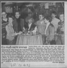 Oldie-Night 1993