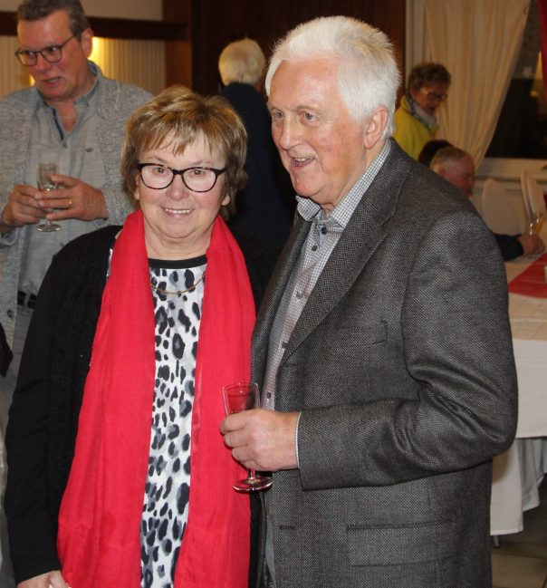Diamant-Hochzeitpaar Magda und Willi Foschepoth