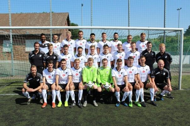 SuS Scheidingen 1. Mannschaft Aufsteiger zur A-Kreisliga 2020
