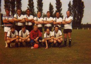 links als Betreuer der AH 1978