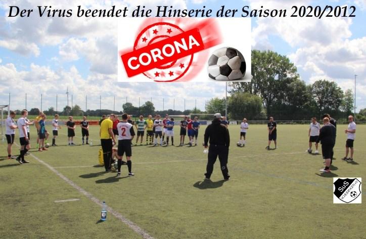 Corona beendet die Hinserie 2020-2021