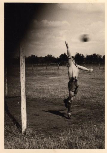 Erster Sportplatz am Bispingwald 1946 - 1964 (14)