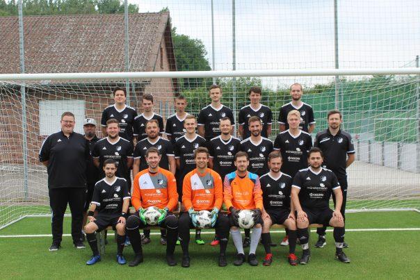 SuS Scheidingen 2. Mannschafr Saison 2021/2022