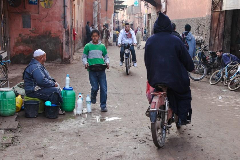 Marrakesch Medina Altstadt Marrakech Fotograf photographer Frankfurt