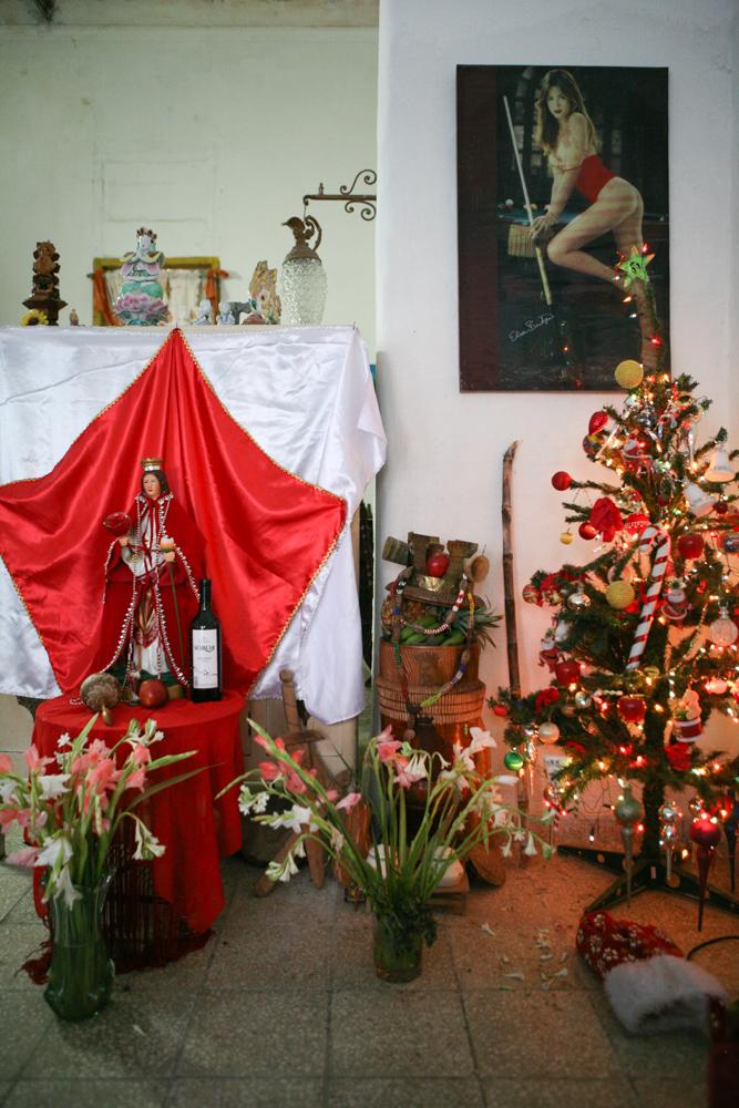 Kuba Havanna Habana Fotograf people Che Weihnachten-1