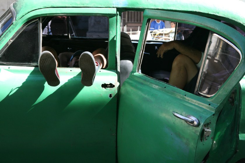 Kuba Havanna Oldtimer Fotograf Auto-1