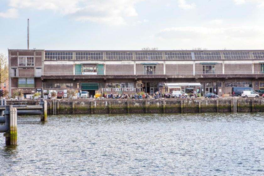 Fotograf holland Rotterdam Fenix food factory