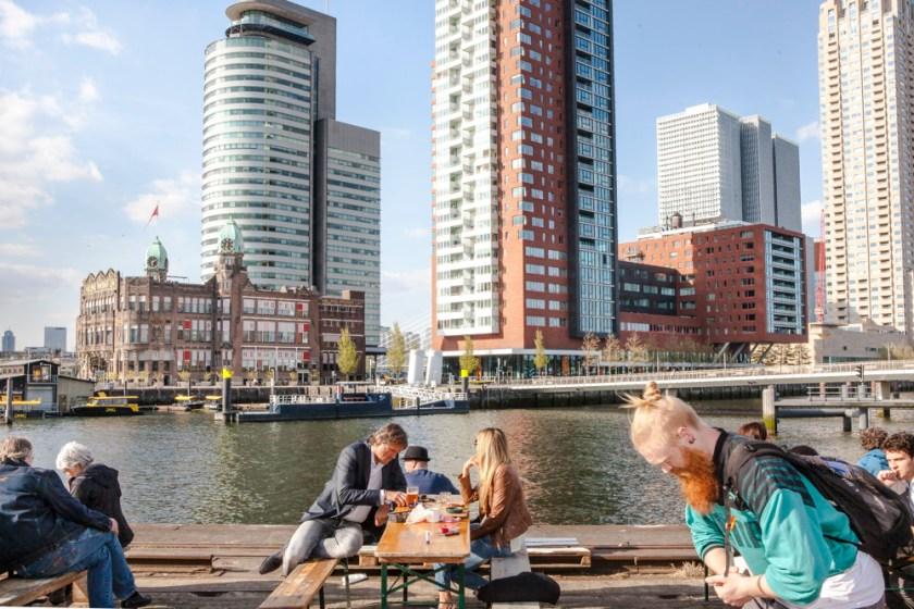 Fotograf holland Rotterdam, Markthalle, Fenix food factory, Hotel New York, kop van zuid