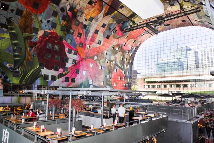 holland Niederland rotterdam neue markthalle travelphotography reisefotografie reiseblog travelblog