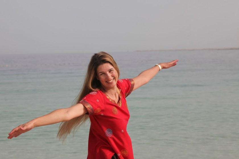 Dubai Strand Zwischenstopp Fotograf Reise-2