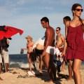 brasilien, Copacabana, Rio de Janeiro, Meer, Strand, Brazil, Fotograf, Barefoot, Barfuß, Barfußlaufen,