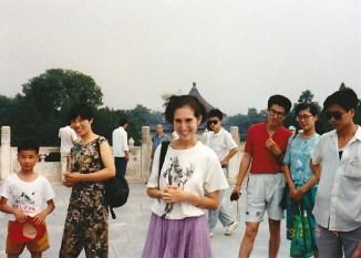 Beijing, 1991