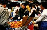 Shopping in Hong Kong, 1996