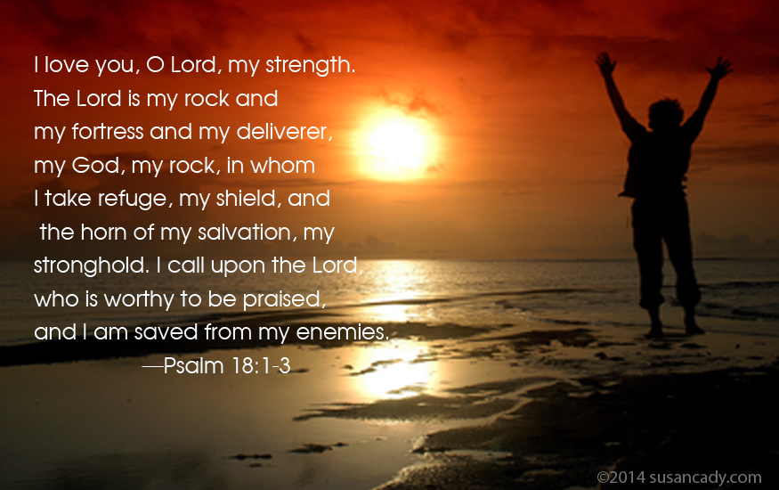 Image result for psalm 18