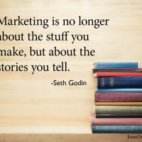 #QOTW: Marketing is no longer...