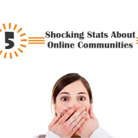 5 Shocking Stats about Online Communities
