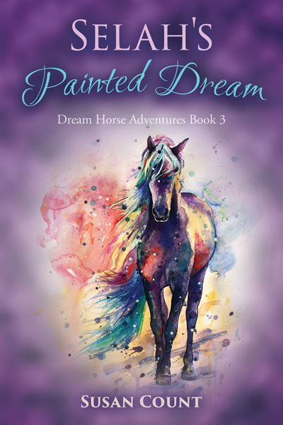 Book Cover: Selah's Painted Dream