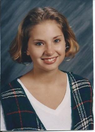 Susan 8th grade school picture