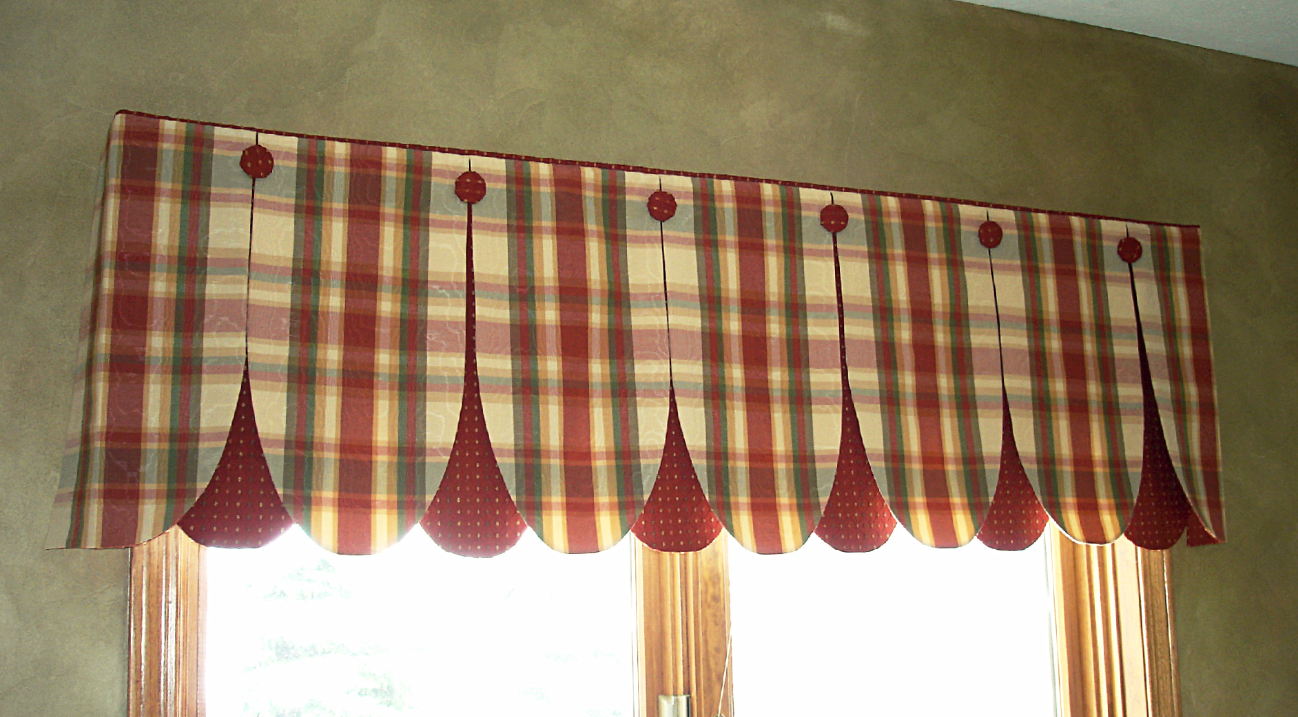 red valances for kitchen windows built in bench seat window treatments on pinterest roman shades