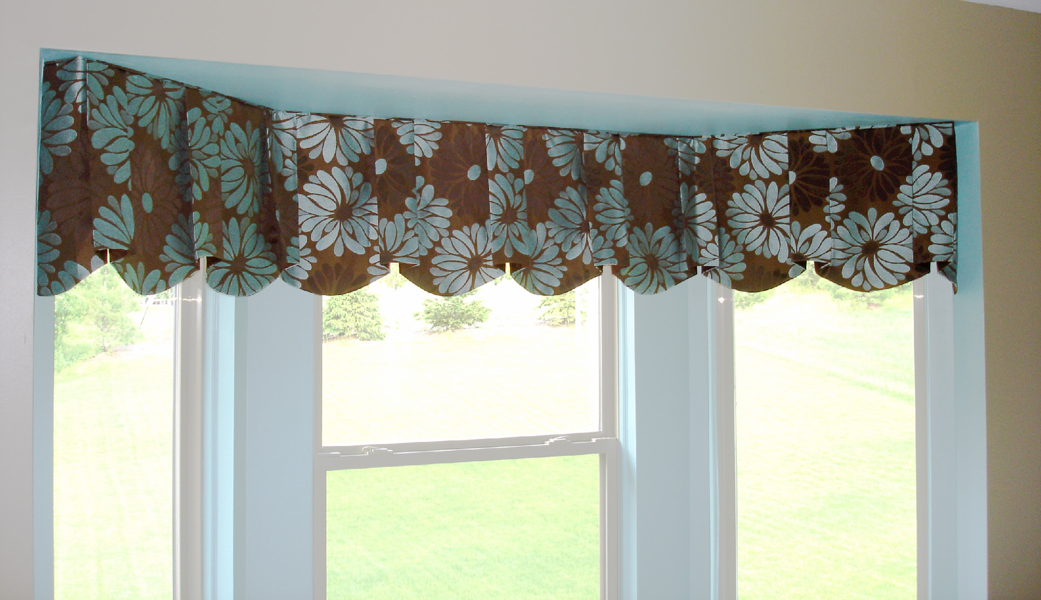 Valance Styles For Window Treatments