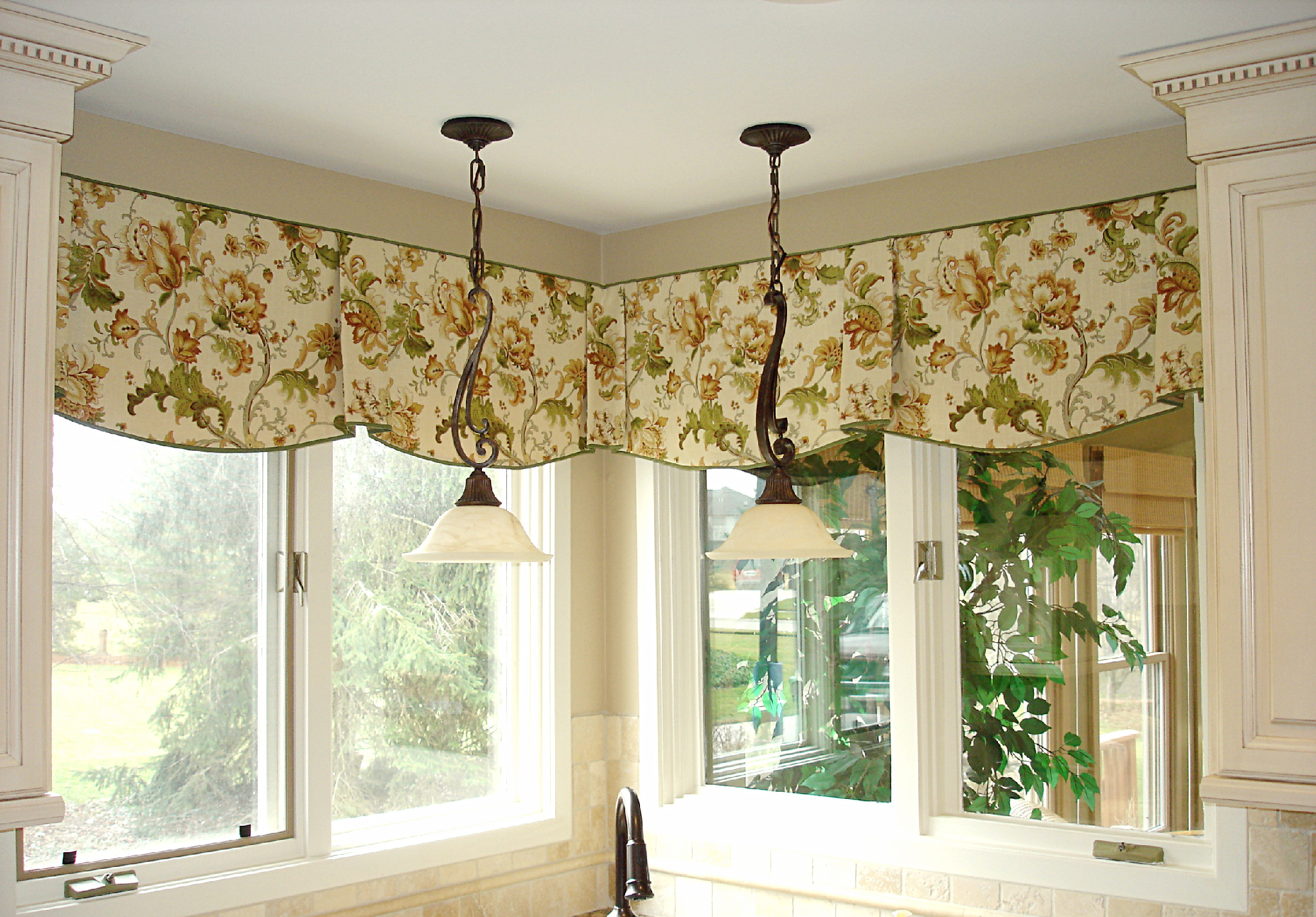 kitchen nook curtains outdoor hood susan 39s designs  drapery and home decorating page 84