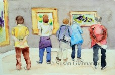 Musee dOrsay Sketch