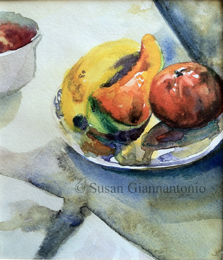 Regalido Breakfast watercolor
