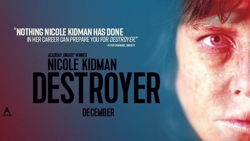 destroyer movie poster horizontal